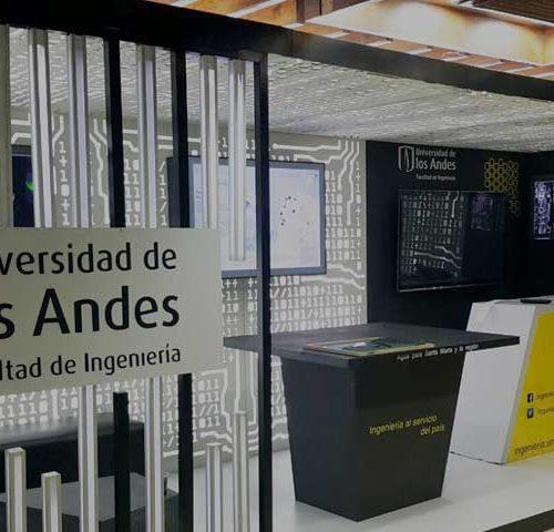 Stand Universidad de los Andes
