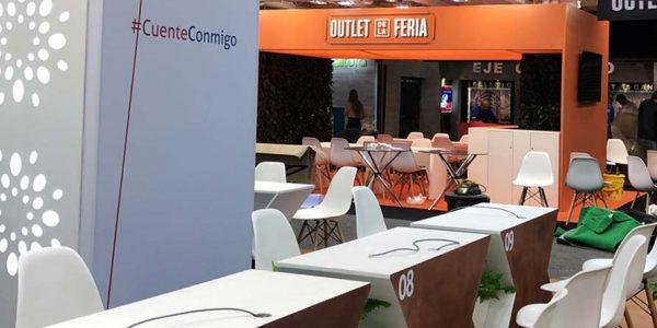 Empresa de montaje y diseño de stands en Bogotá