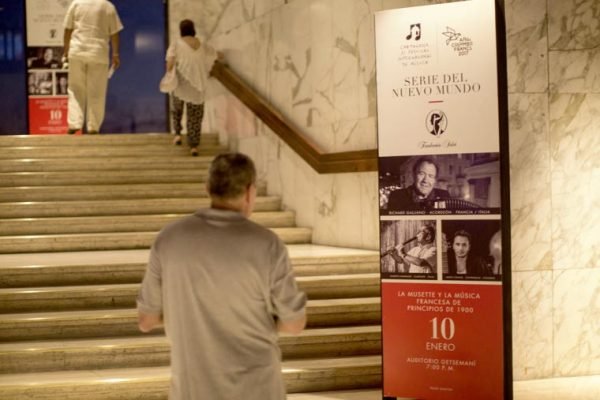 Centro de convenciones de Cartagena, Totems información conciertos