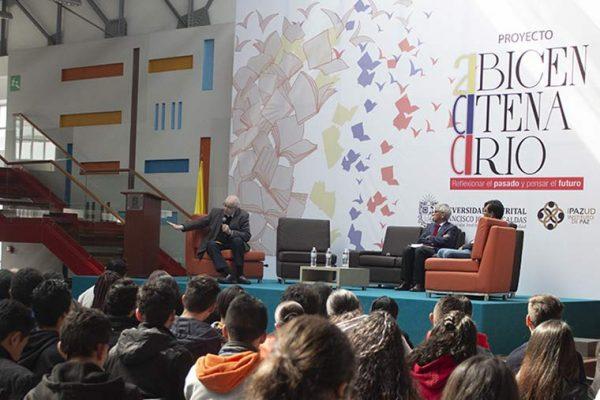 Conversatorios evento Universidad distrital