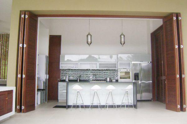 Cocina con los mejoreMesa de Yeguas Anapoima s acabados en