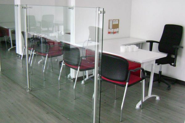 Remodelación de oficinas y fabricación de muebles