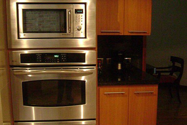 Torre de hornos para cocina integral en
